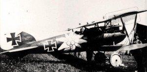 Albatros D.V Jasta 16B, Otto Kissenberth (Greg VanWyngarden)