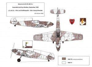 Bf 109 D 3-JG21