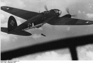 Flugzeug Heinkel He 111
