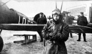 Albatros D.Va Ernst Udet - Jasta 37 (Greg VanWynGarden) 2